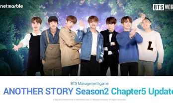 BTS World December update brings a new adventurous chapter to the game