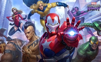 The Dark Avengers Assemble in Latest Update for Marvel Future Fight